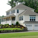 2200 custom colonial home