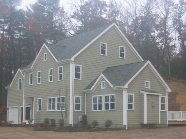 3000 sq ft custom colonial home 2 for Custom colonial homes
