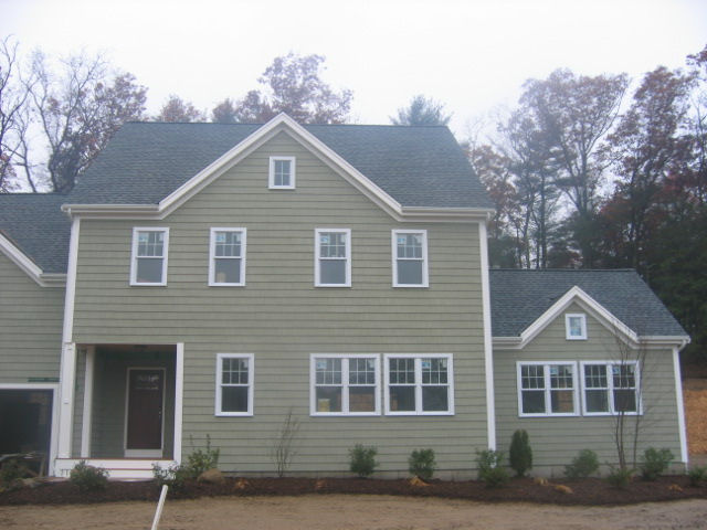 3000 sq ft custom colonial home south shore ma for Custom colonial homes