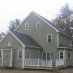 3000 sq ft custom colonial home