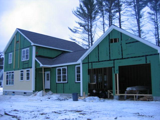 Colonial Custom Home 14