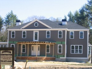Custom Georgian Colonial Home 14