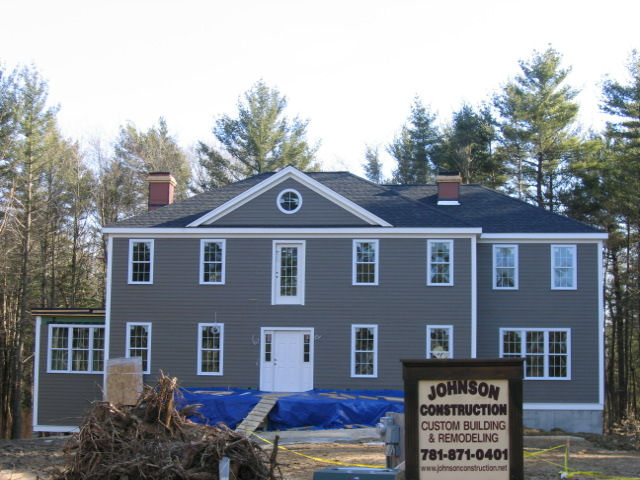 Custom Georgian Colonial Home 17