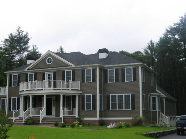 Custom Georgian Colonial Home 2