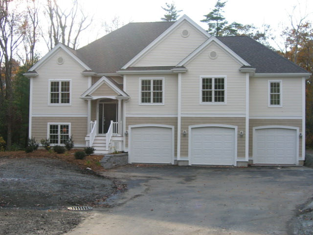 Custom split level home south shore ma 2200 sq ft Types of split level homes