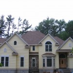 easton ma custom home